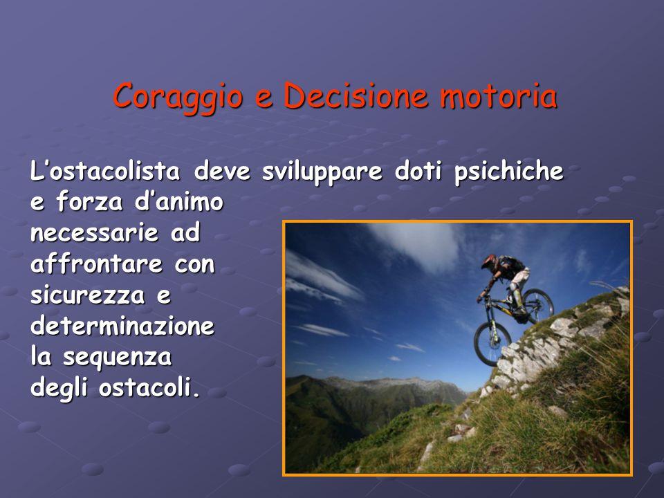 Coraggio e Decisione motoria