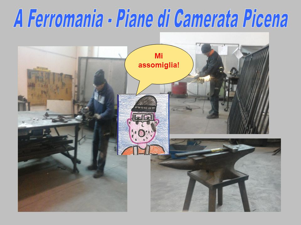 A Ferromania - Piane di Camerata Picena