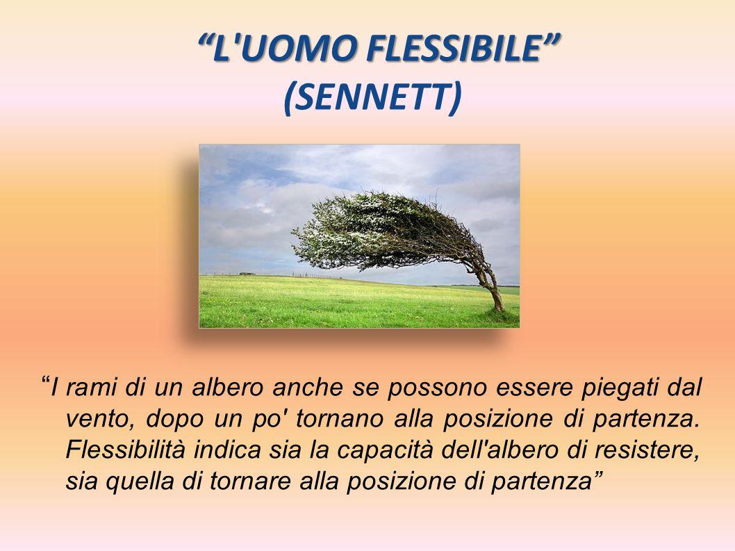 L UOMO FLESSIBILE (SENNETT)