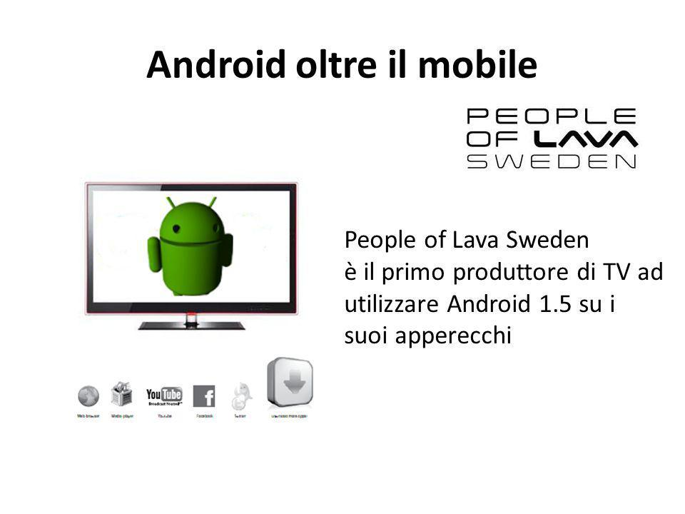 Android oltre il mobile