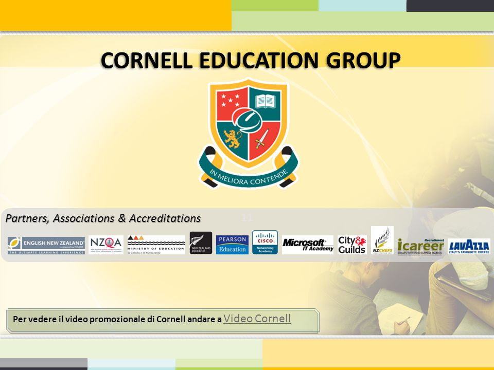 CORNELL EDUCATION GROUP