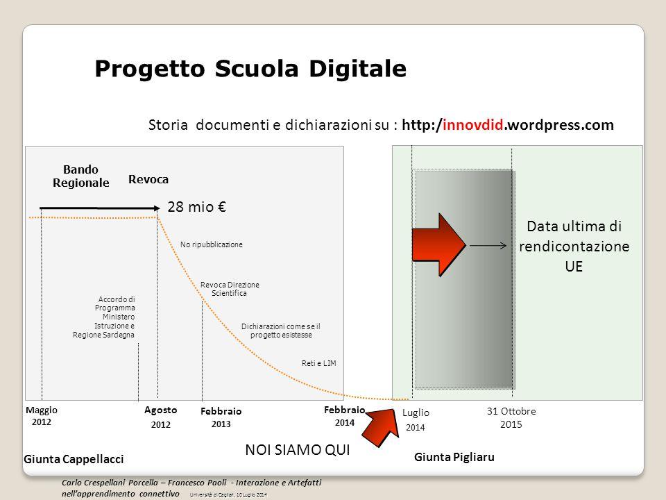 Progetto Scuola Digitale