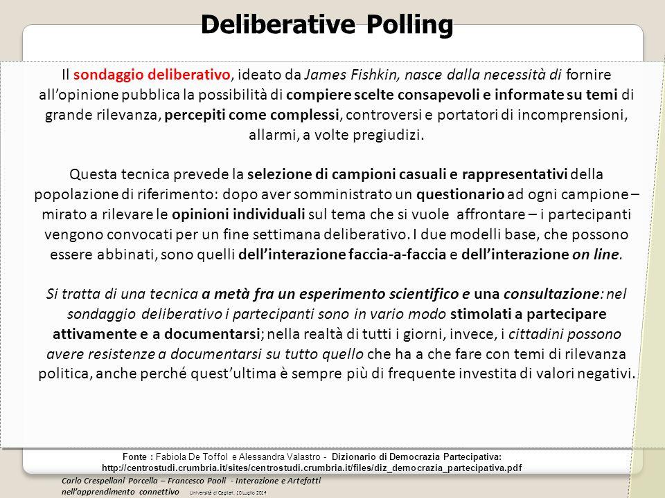 Deliberative Polling