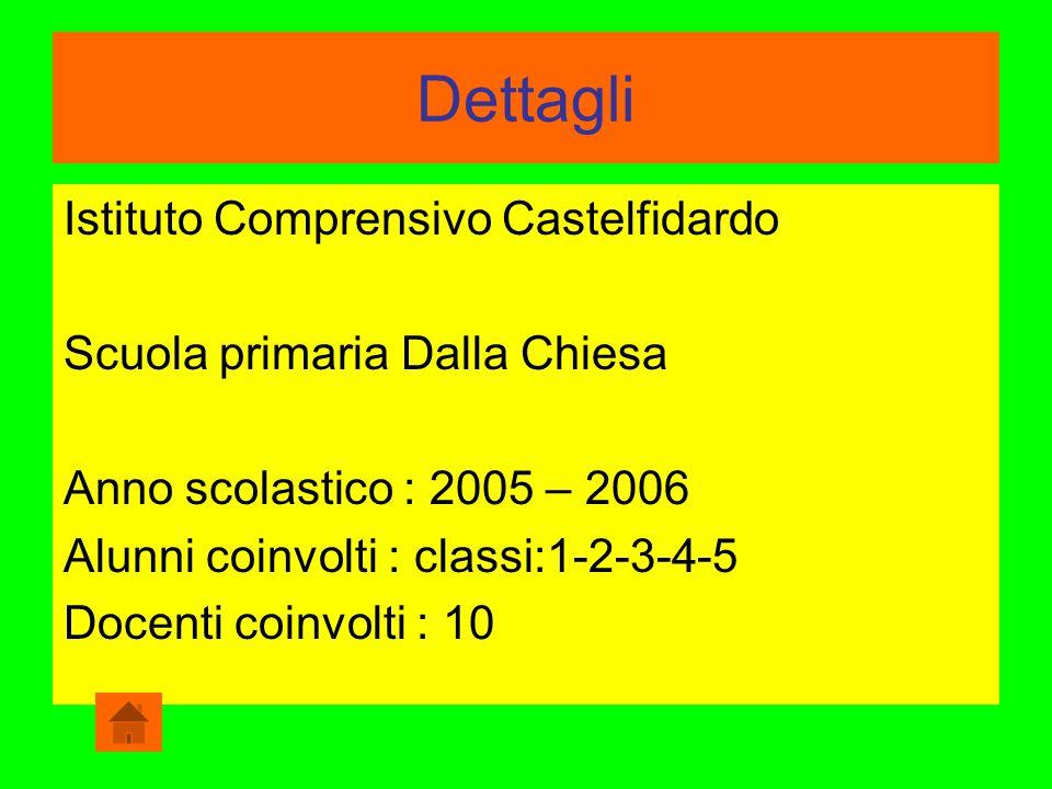 Dettagli Istituto Comprensivo Castelfidardo