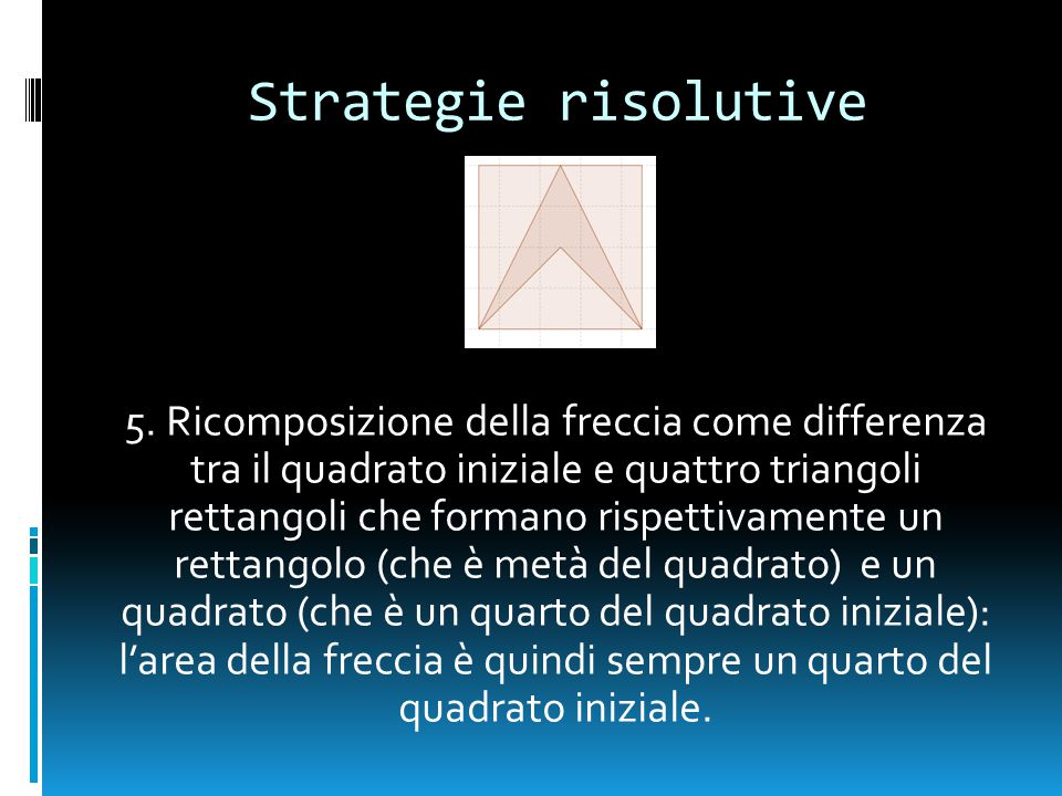 Strategie risolutive