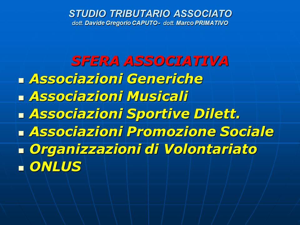 Associazioni Generiche Associazioni Musicali