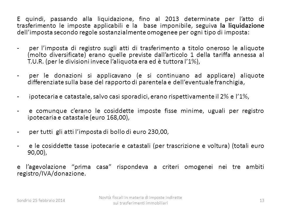per tutti gli atti l'imposta di bollo di euro 230,00,