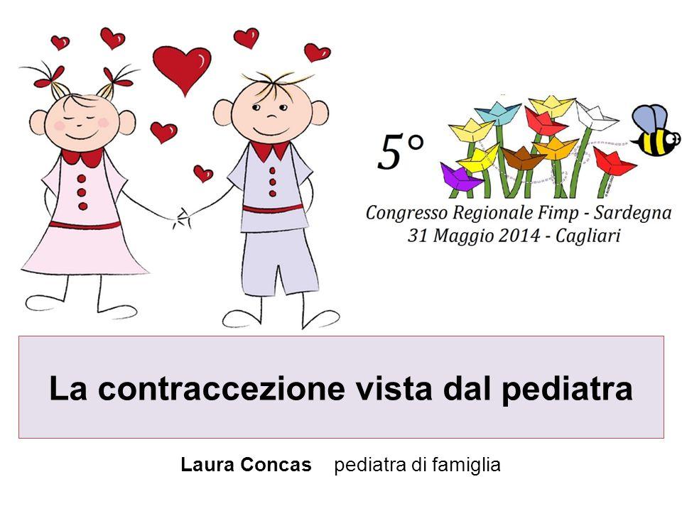 La contraccezione vista dal pediatra