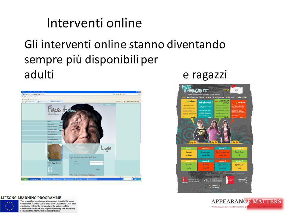 Interventi online