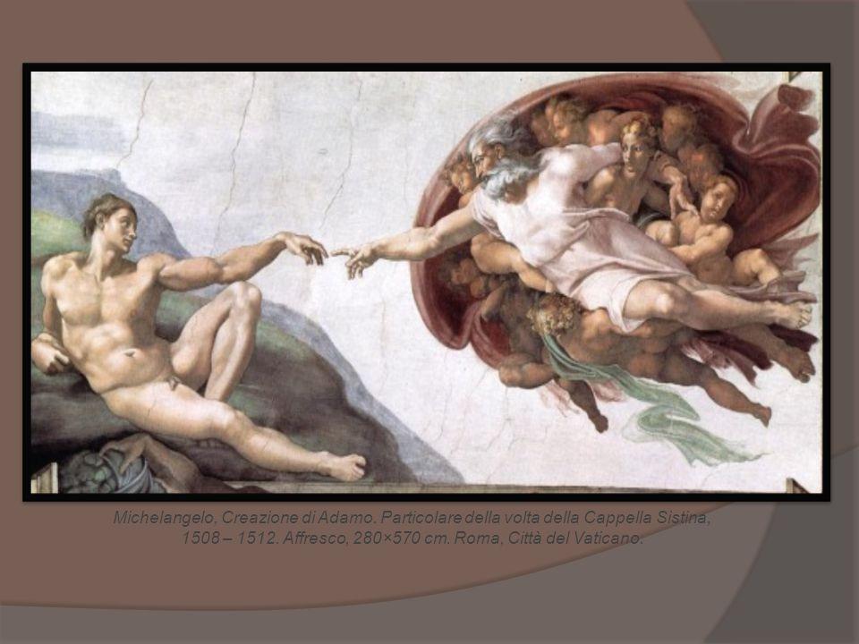 1508 – 1512. Affresco, 280×570 cm. Roma, Città del Vaticano.