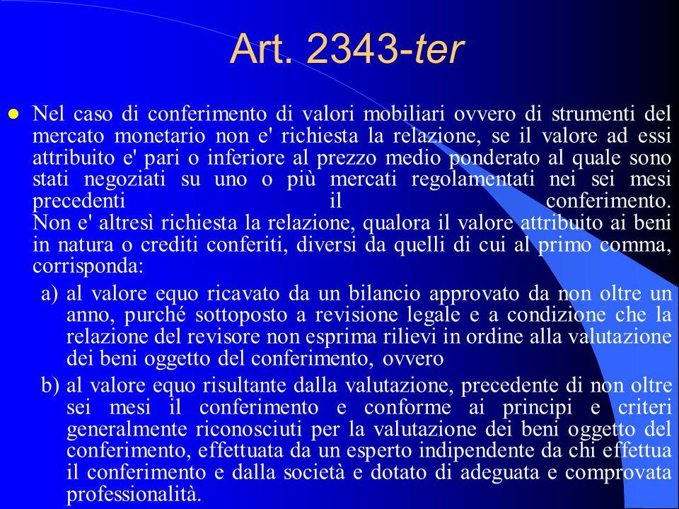 Art. 2343-ter