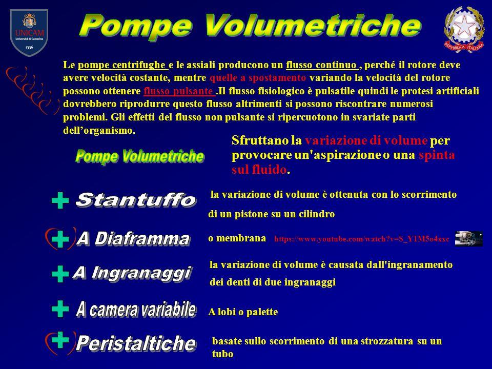 Pompe Volumetriche Pompe Volumetriche