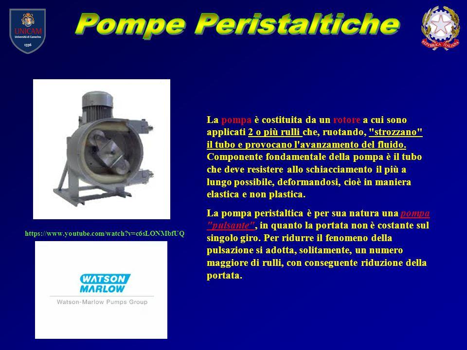 Pompe Peristaltiche