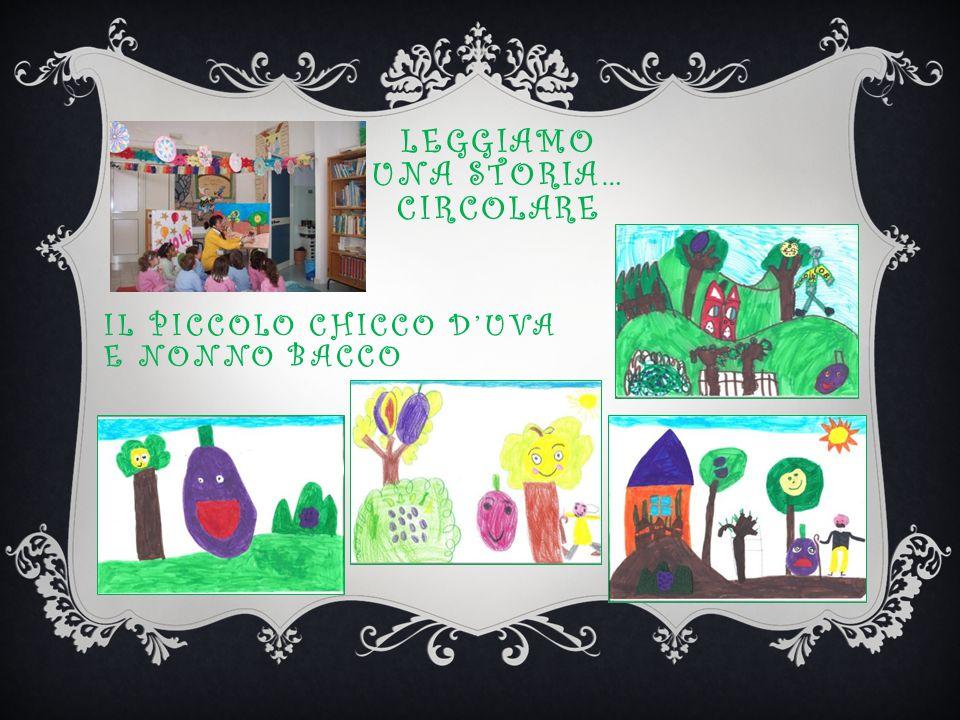 LEGGIAMO UNA STORIA… CIRCOLARE