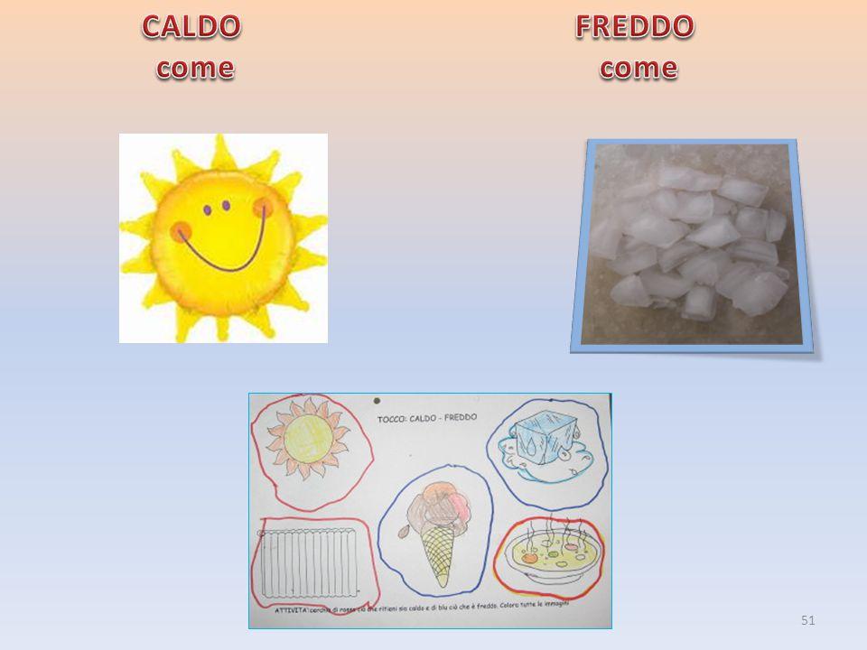 CALDO come FREDDO come