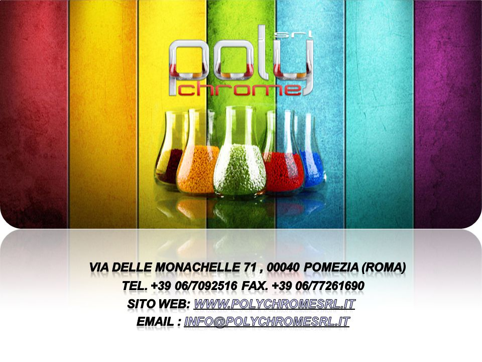 Via delle monachelle 71 , 00040 Pomezia (roma)