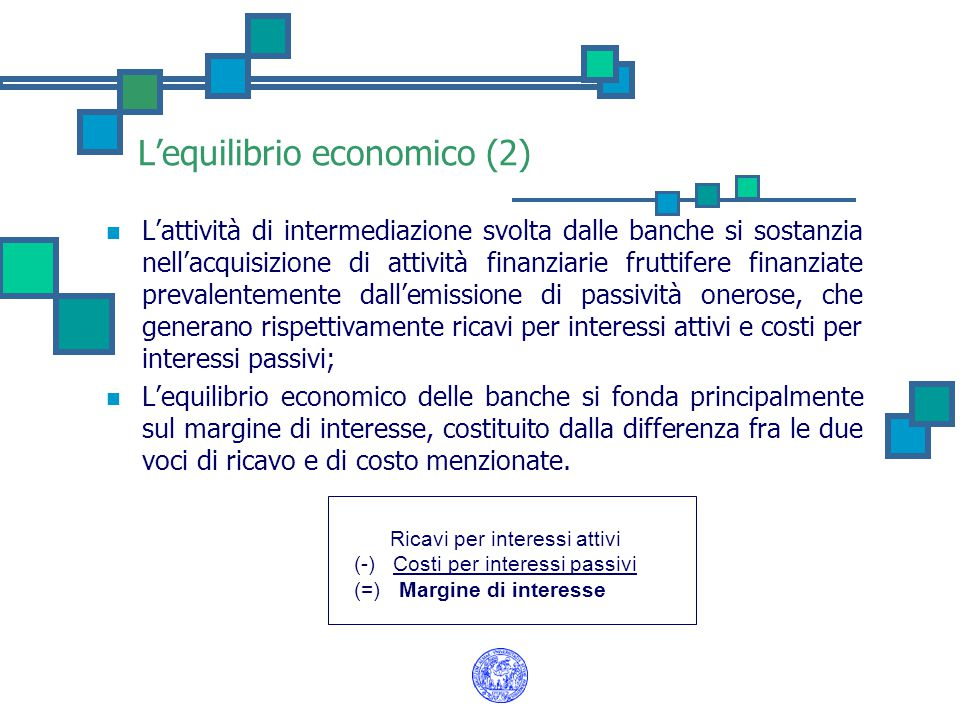 L'equilibrio economico (2)