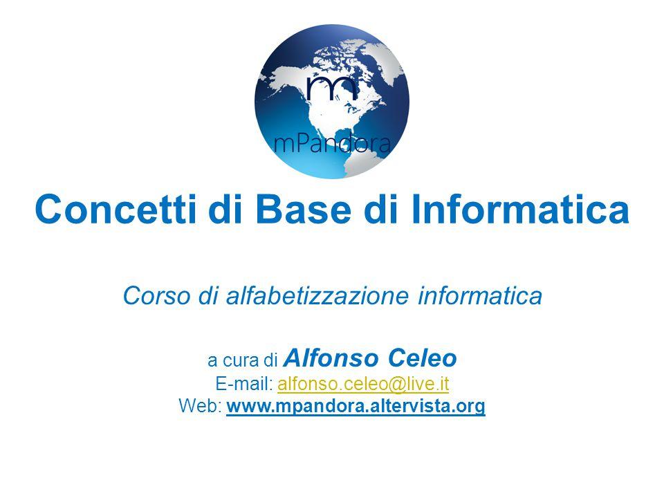Concetti di Base di Informatica