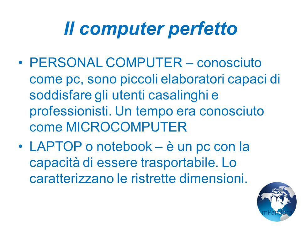 Il computer perfetto