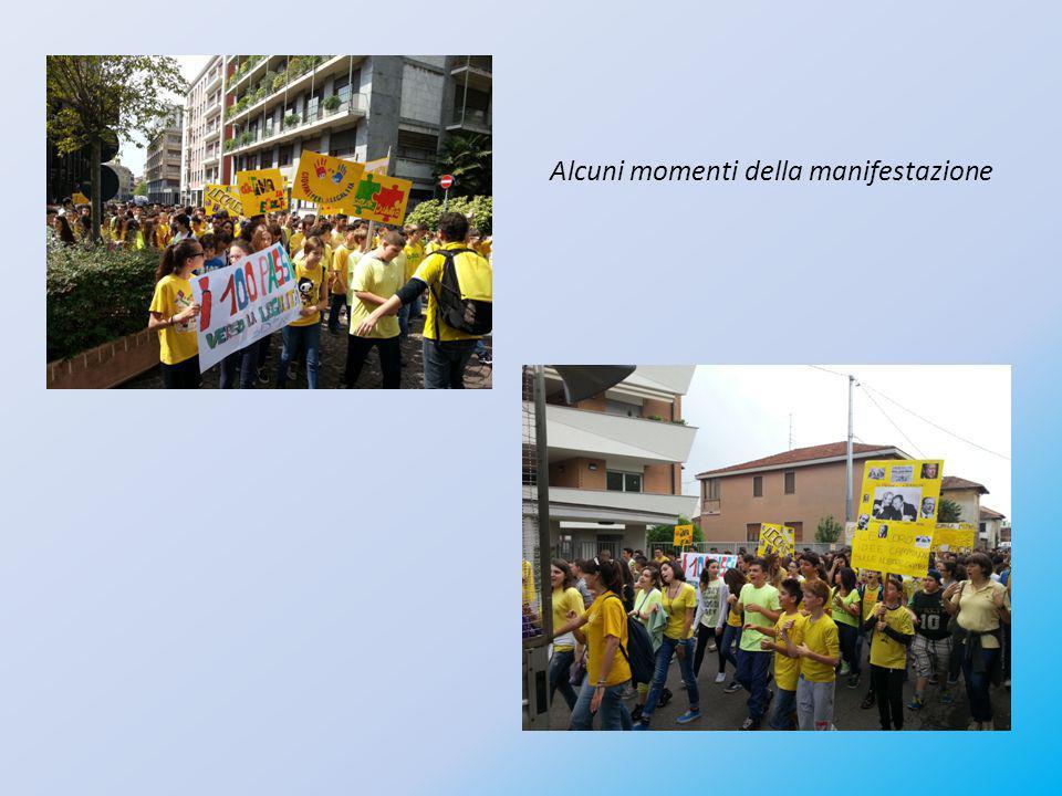 Alcuni momenti della manifestazione