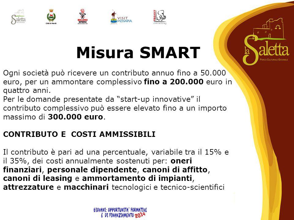 Misura SMART