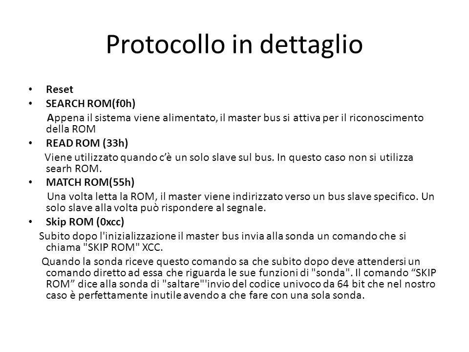 Protocollo in dettaglio