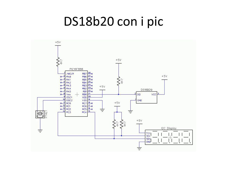 DS18b20 con i pic