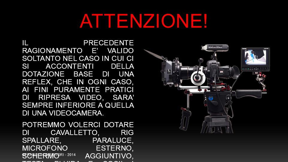 Attenzione!