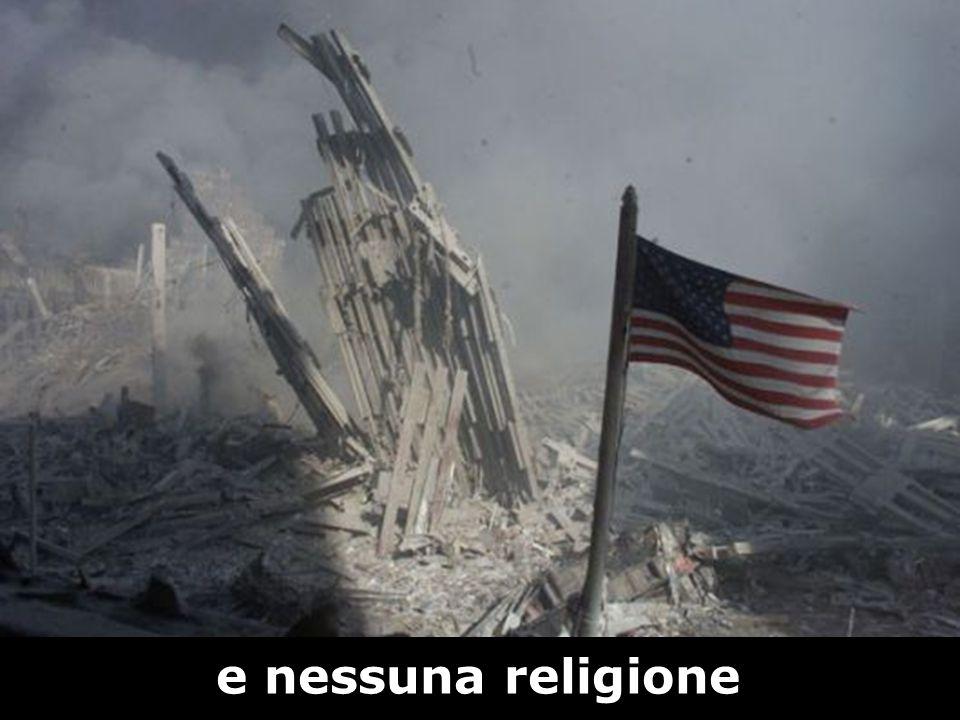 e nessuna religione