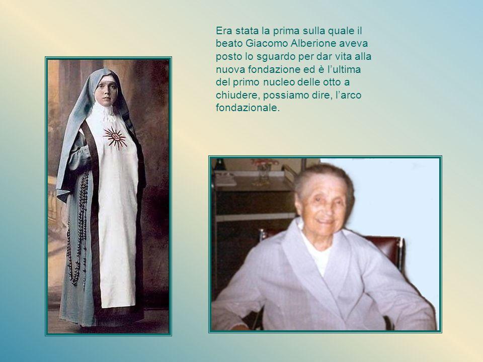 Era stata la prima sulla quale il beato Giacomo Alberione aveva posto lo sguardo per dar vita alla nuova fondazione ed è l'ultima del primo nucleo delle otto a chiudere, possiamo dire, l'arco fondazionale.