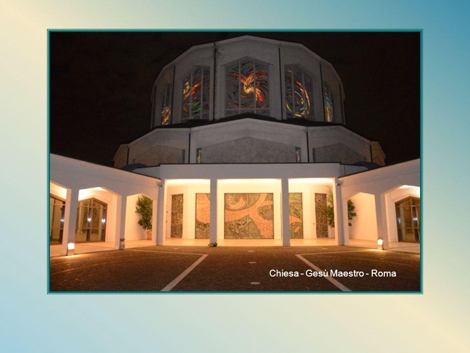 Chiesa - Gesù Maestro - Roma
