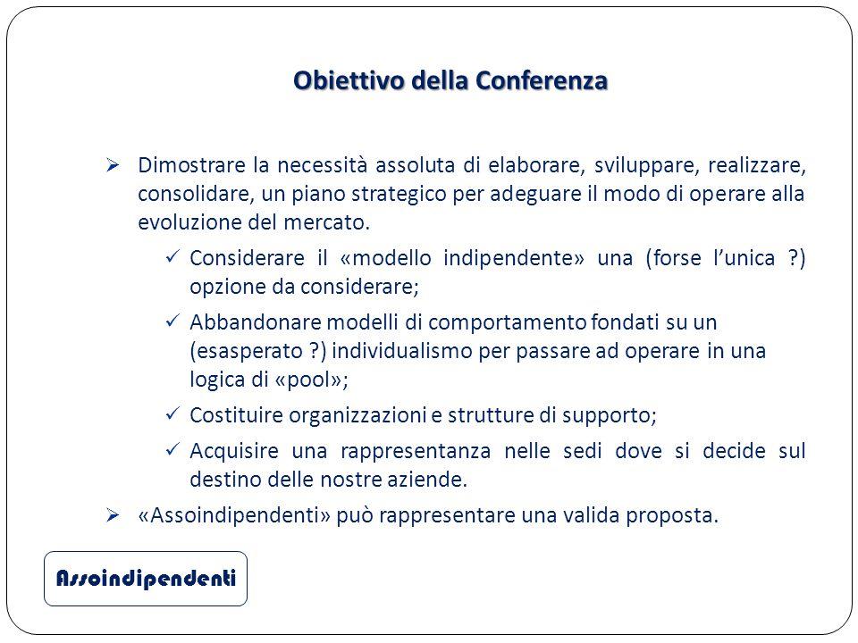 Obiettivo della Conferenza