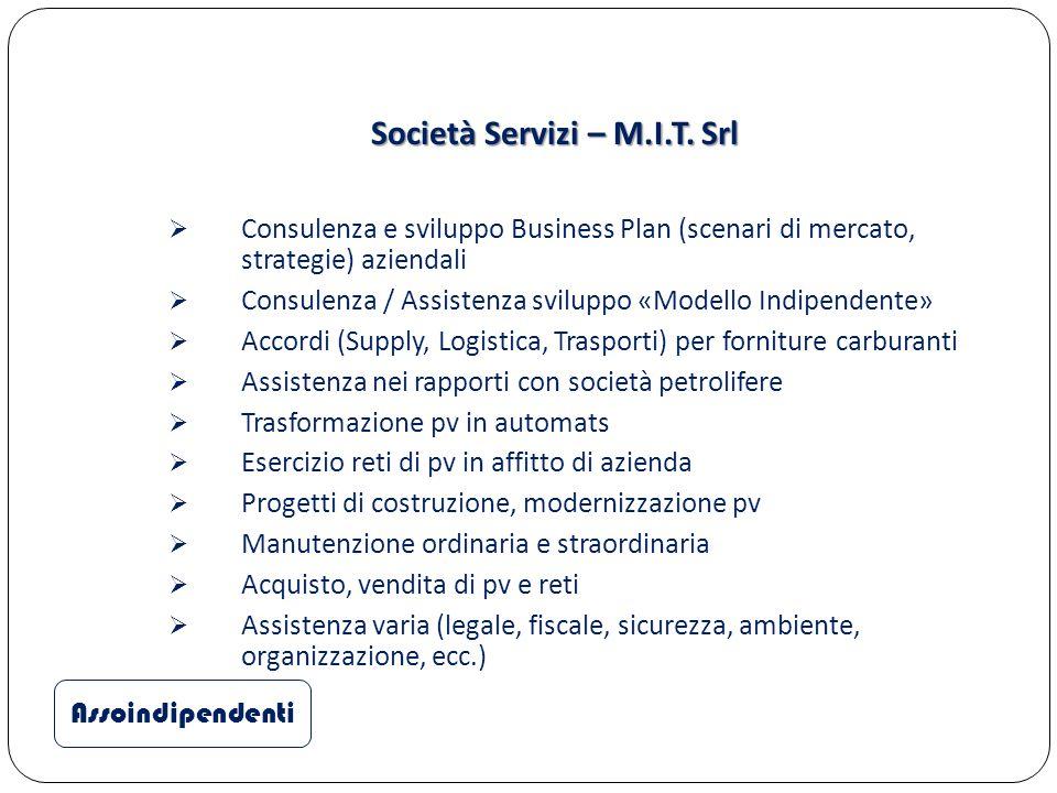 Società Servizi – M.I.T. Srl