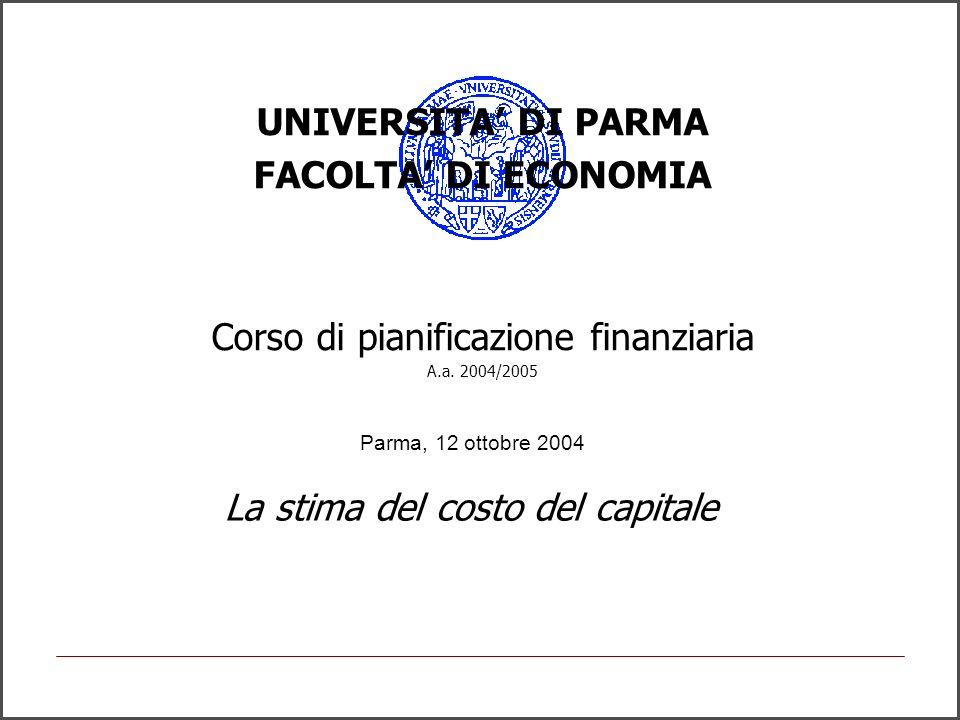 Parma, 12 ottobre 2004