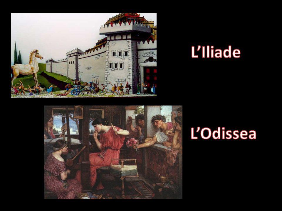 L'Iliade L'Odissea