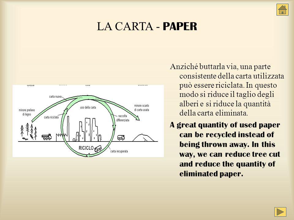 LA CARTA - PAPER