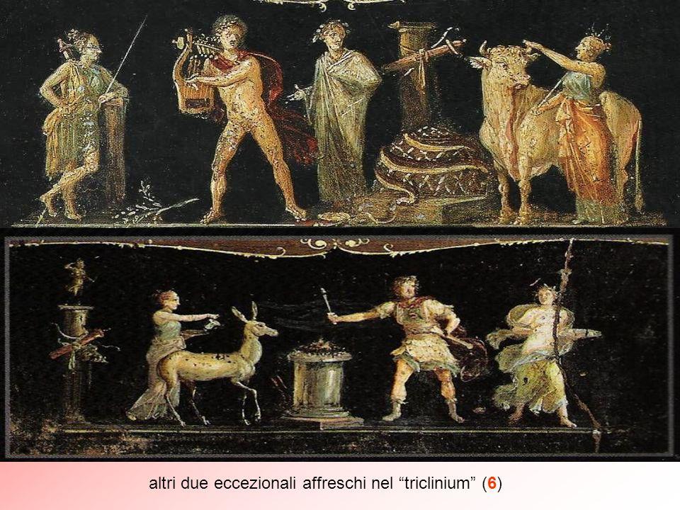 altri due eccezionali affreschi nel triclinium (6)