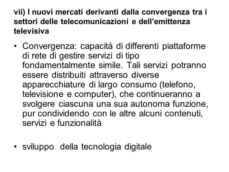 sviluppo della tecnologia digitale