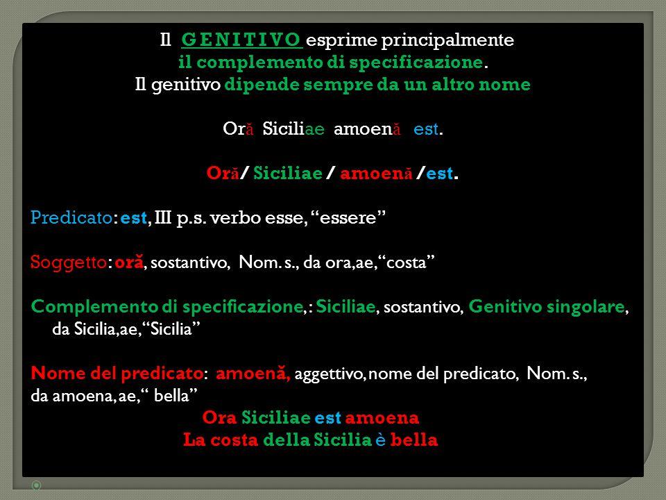 Oră/ Siciliae / amoenă /est.