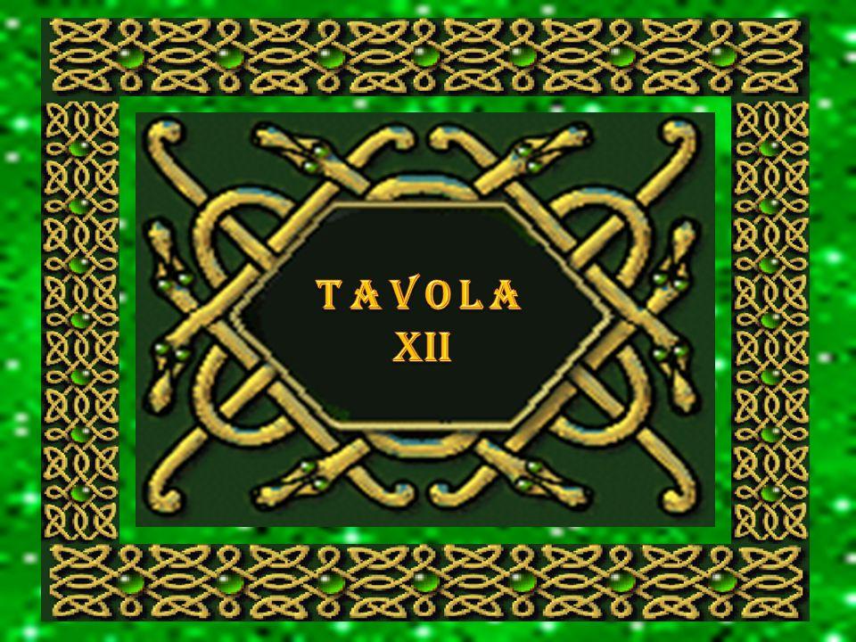 Tavola XII