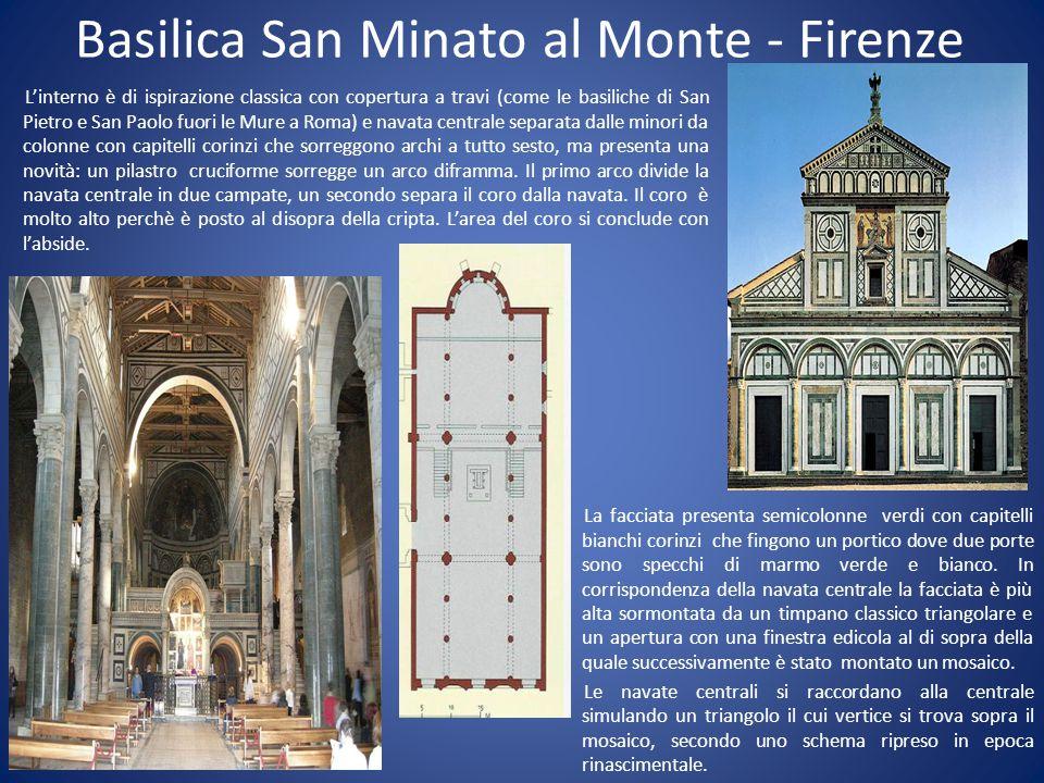 Basilica San Minato al Monte - Firenze