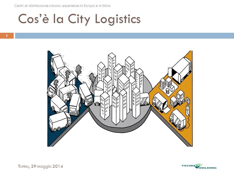 Cos'è la City Logistics