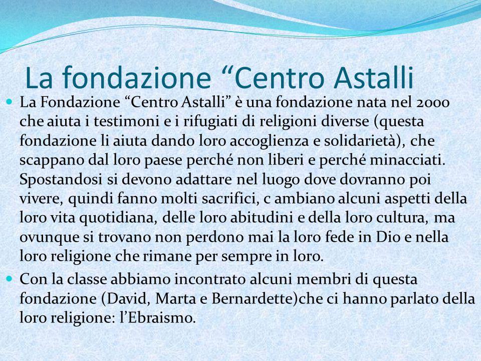 La fondazione Centro Astalli