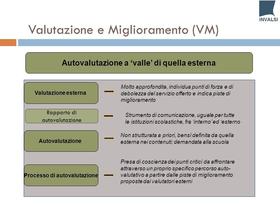 Valutazione e Miglioramento (VM)