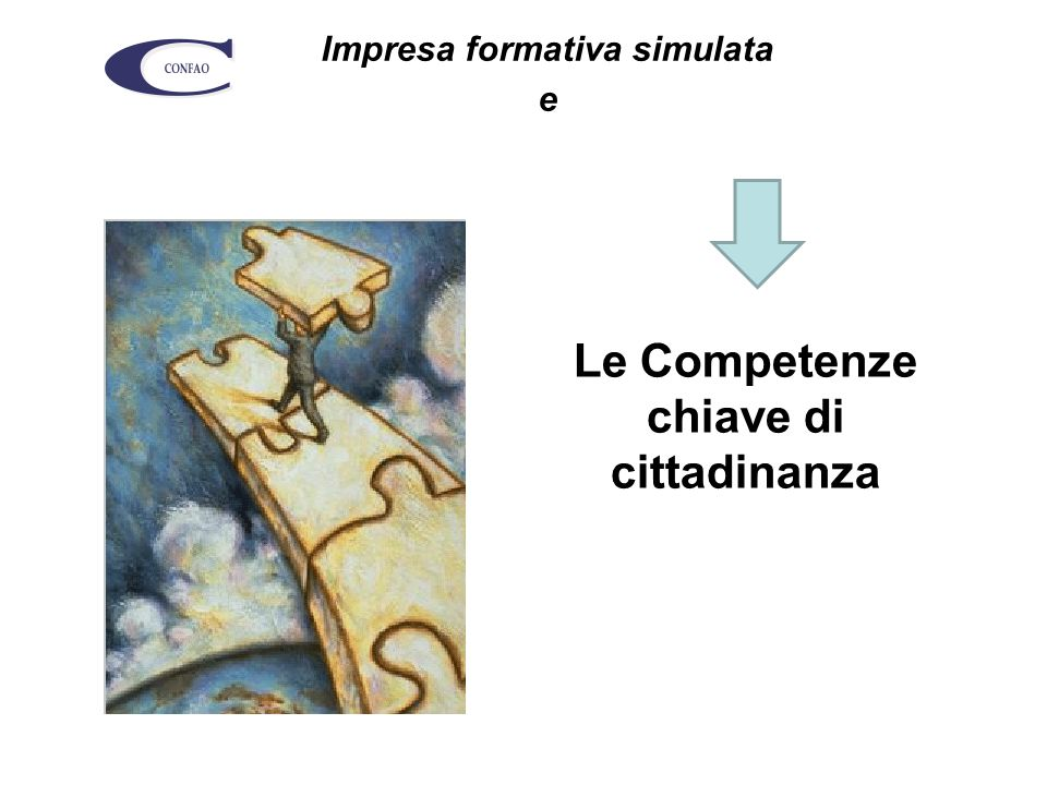 Le Competenze chiave di cittadinanza