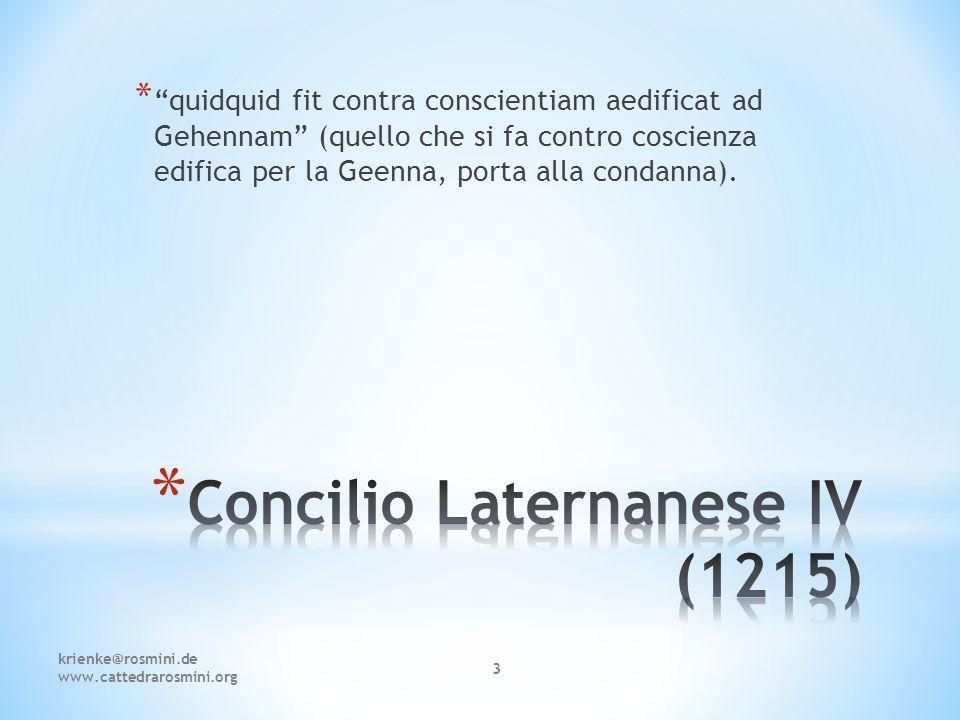 Concilio Laternanese IV (1215)