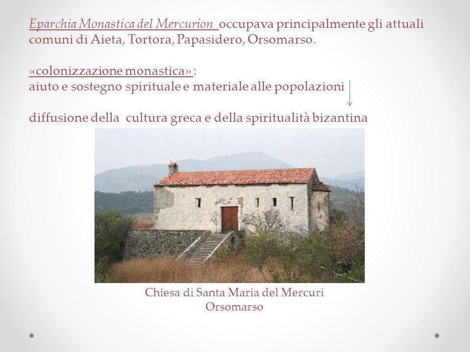 Chiesa di Santa Maria del Mercuri Orsomarso