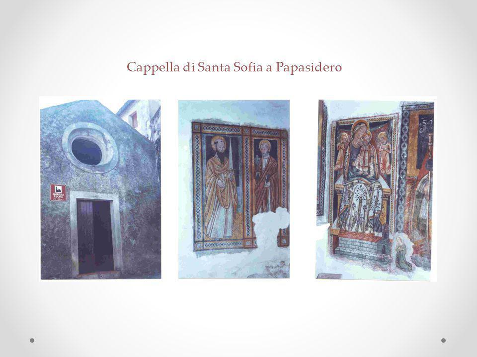 Cappella di Santa Sofia a Papasidero