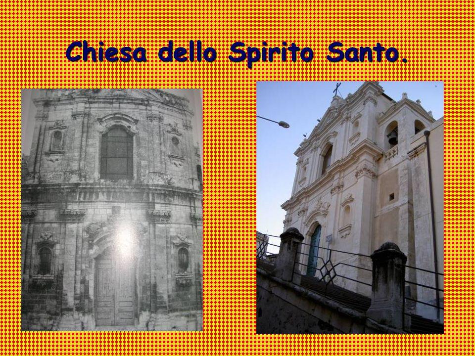 Chiesa dello Spirito Santo.