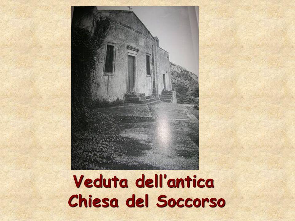 Veduta dell'antica Chiesa del Soccorso